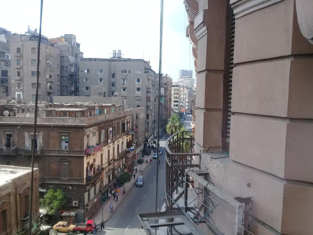 Nile Plaza Hostel