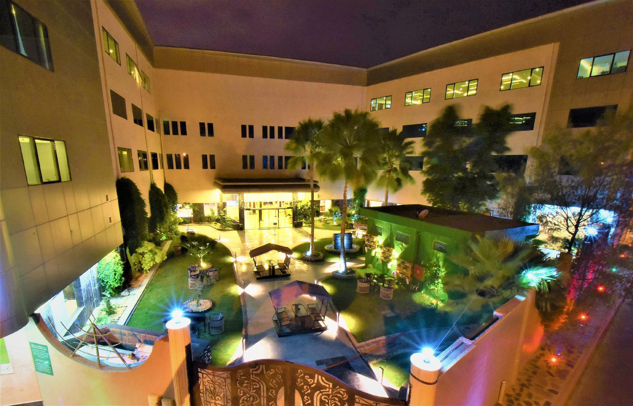 The District Hotel Najran