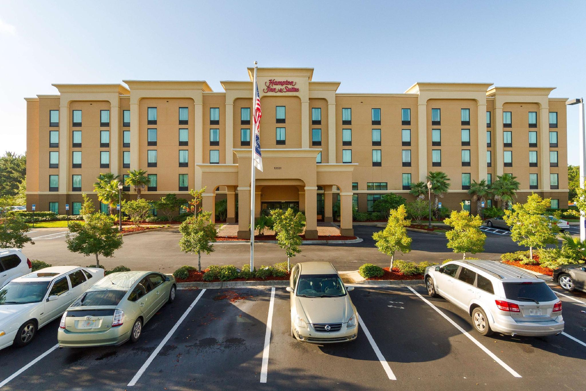 Hampton Inn And Suites Jacksonville Airport