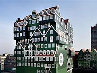 Inntel Hotels Amsterdam Zaandam Amsterdam - Bahagian Luar Hotel