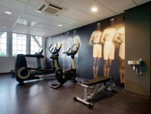 Inntel Hotels Amsterdam Zaandam Amsterdam - Bilik Fitness