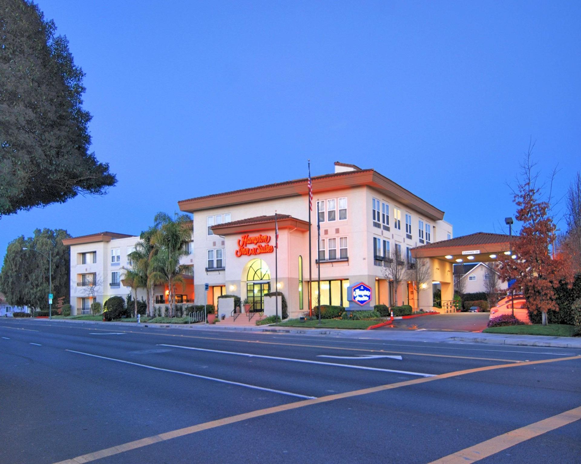 Hampton Inn And Suites Mountain View   CA Hotel