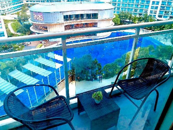 Luxury Apartment w/ Fast WiFi+Parking near Airport Manila