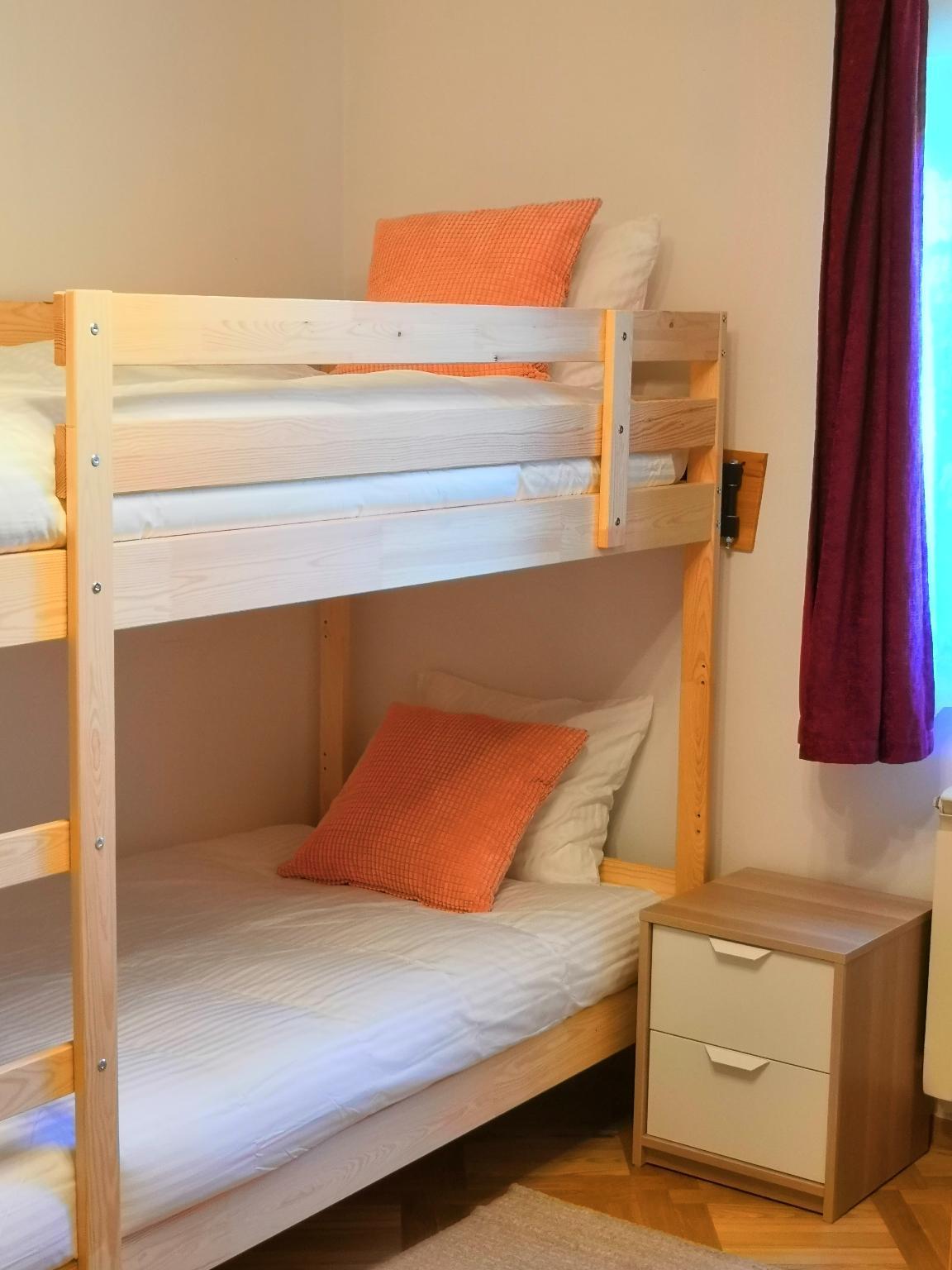 3 Bunds 6 Beds Female Room 001