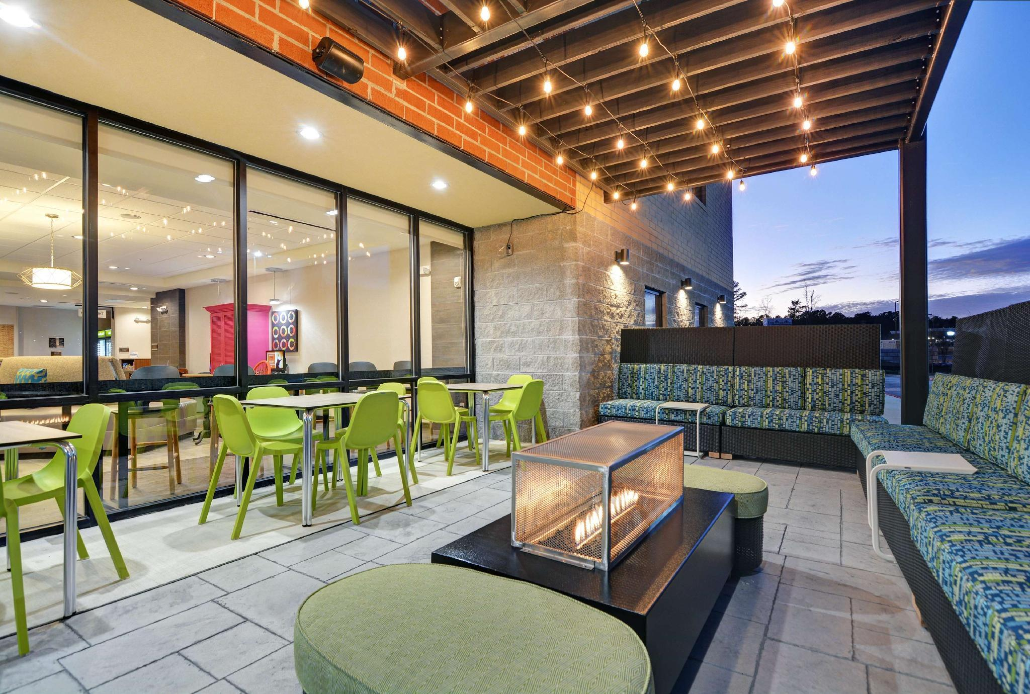 Home2 Suites By Hilton Raleigh Durham Airport RTP