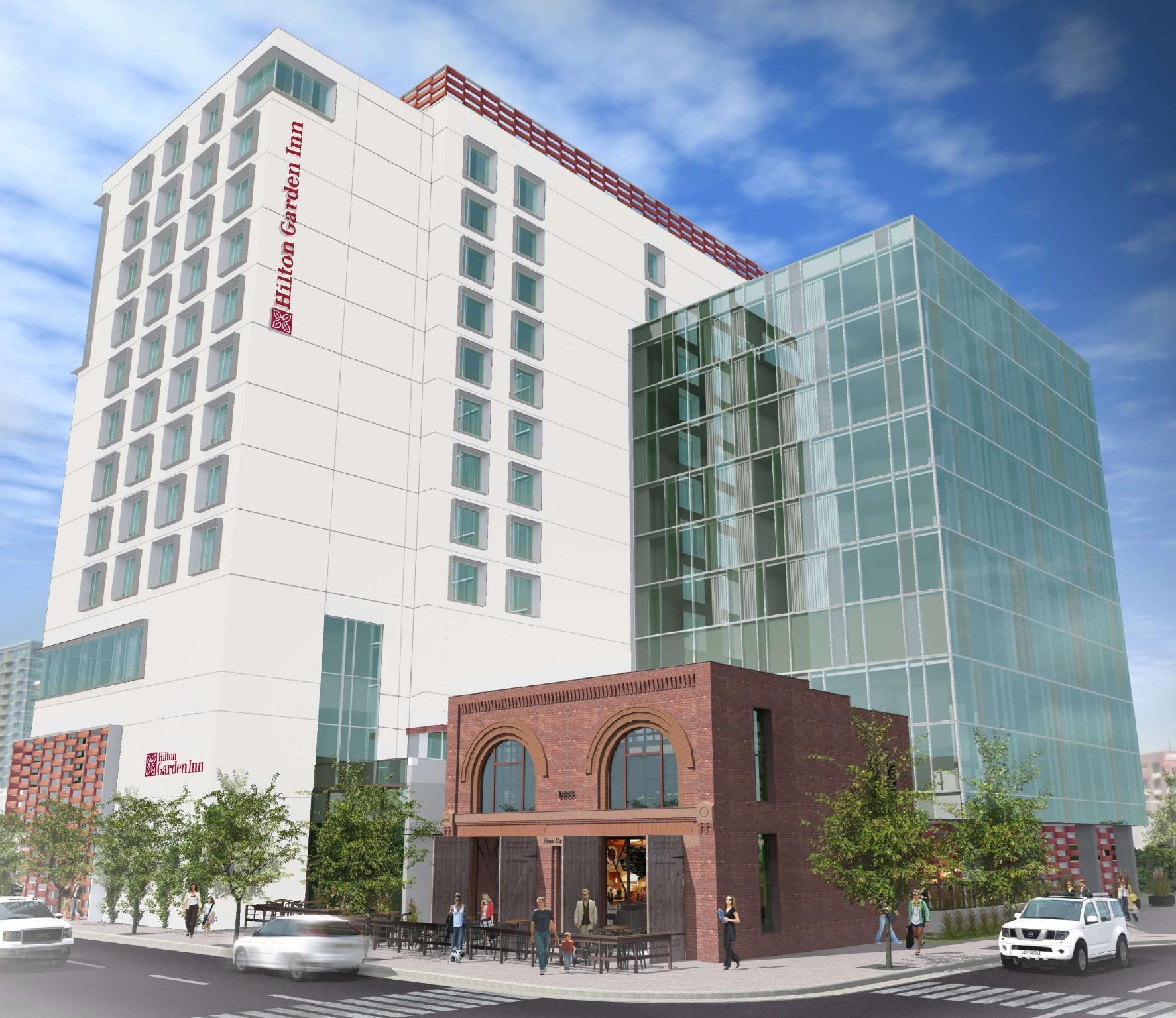 Hilton Garden Inn Denver-Union Station, CO