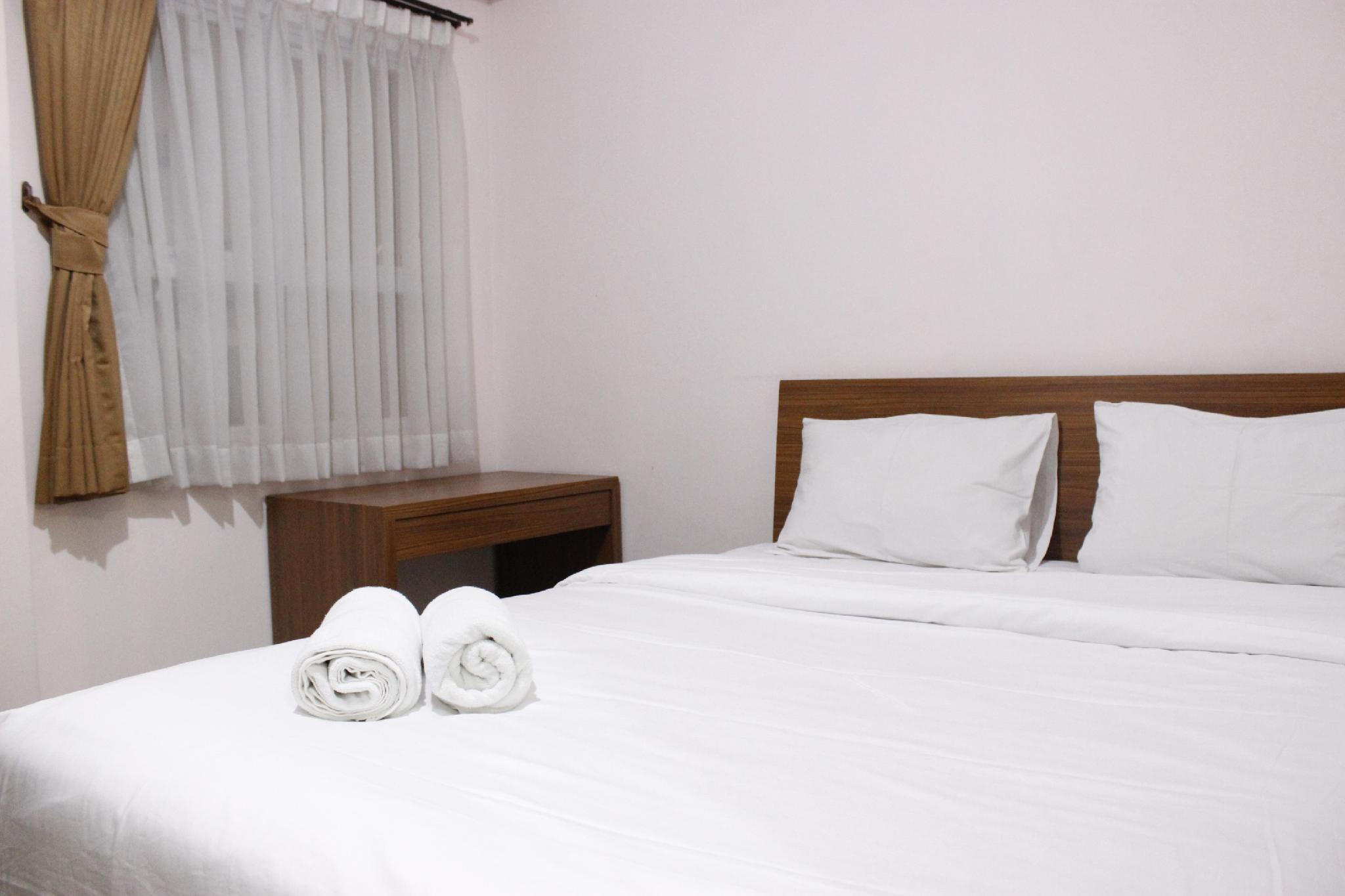 Simply Homey 1BR Gateway Pasteur Apt By Travelio