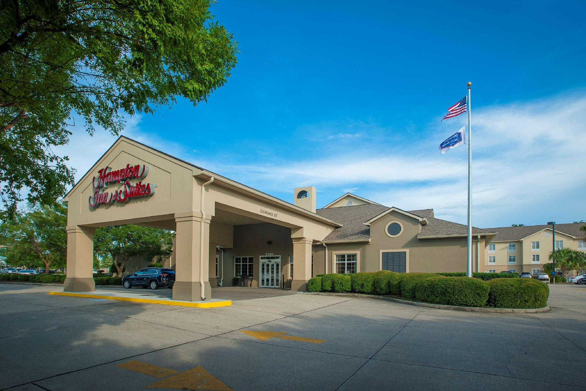 Hampton Inn And Suites New Orleans   Elmwood Hotel