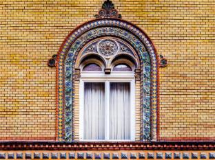 Hotel Museum Budapest Budapest - Window