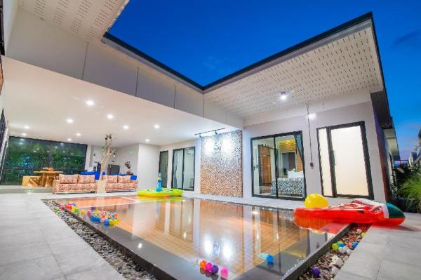 Le Villa Hua Hin Style Africa Hua Hin