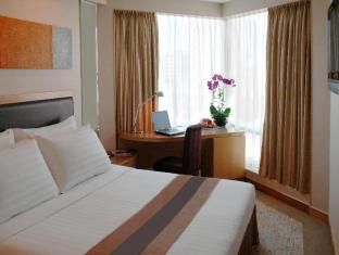 Stanford Hotel Hong Kong - Deluxe Double Bedded Room