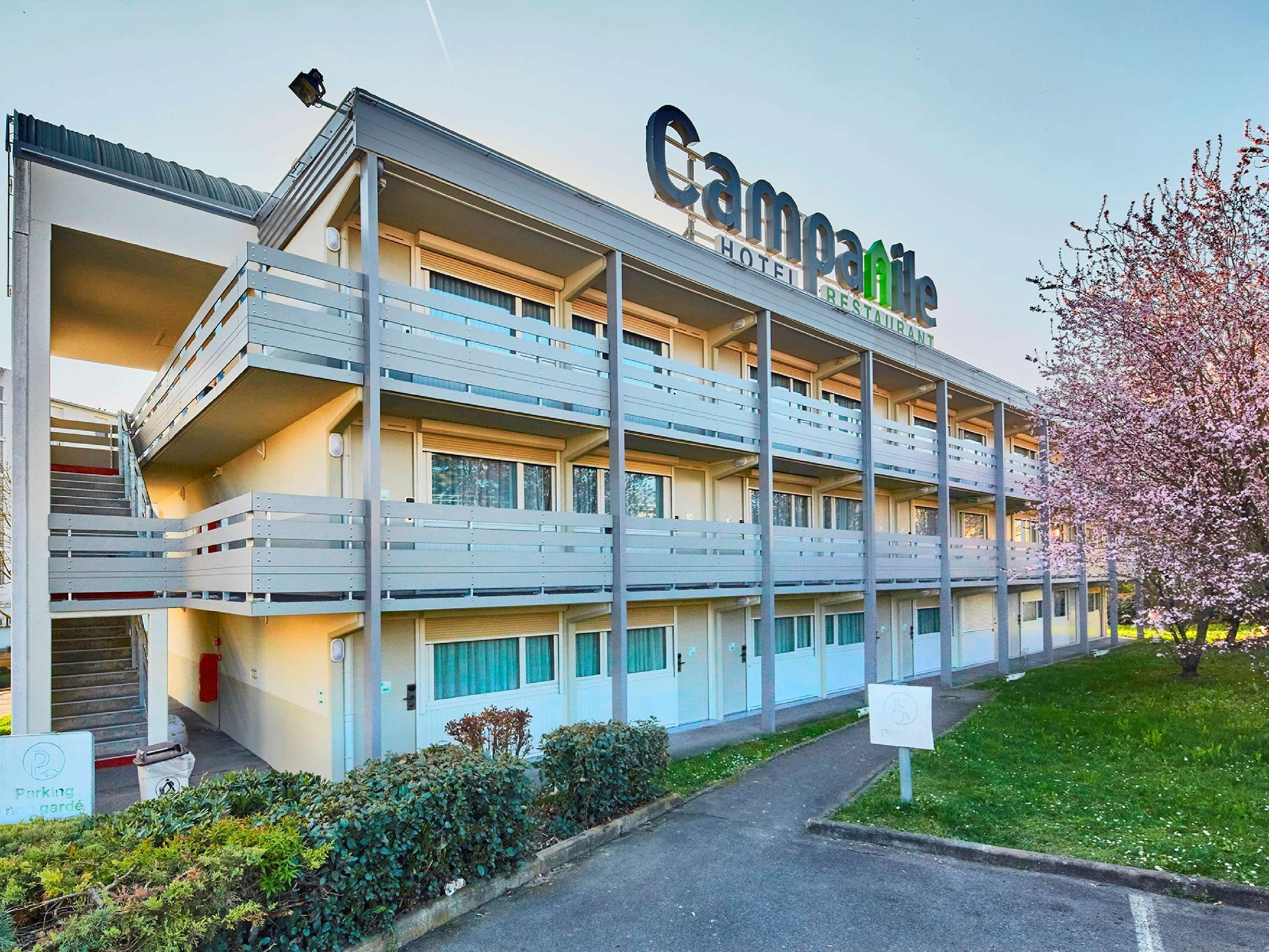 Hotel Campanile Marne La Vallee – Chelles