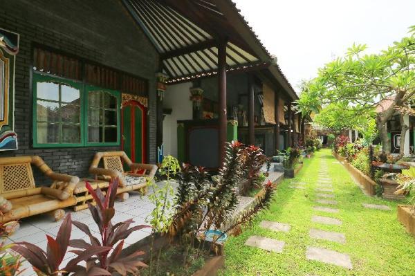 Pulestis Beach Hotel Bali