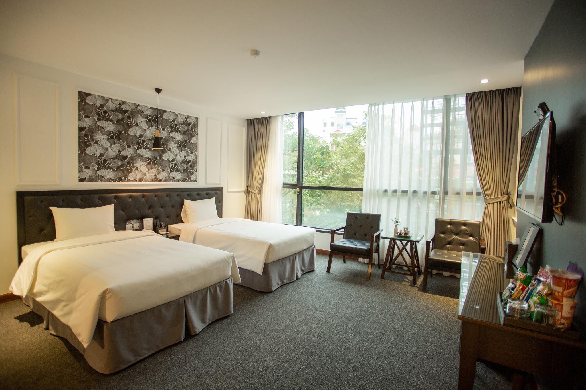 Adeline Apartment & Hotel Hanoi