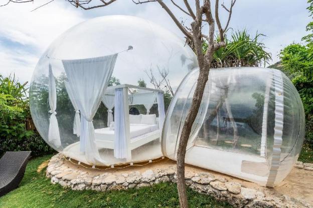 Bubble Hotel Nyang Nyang