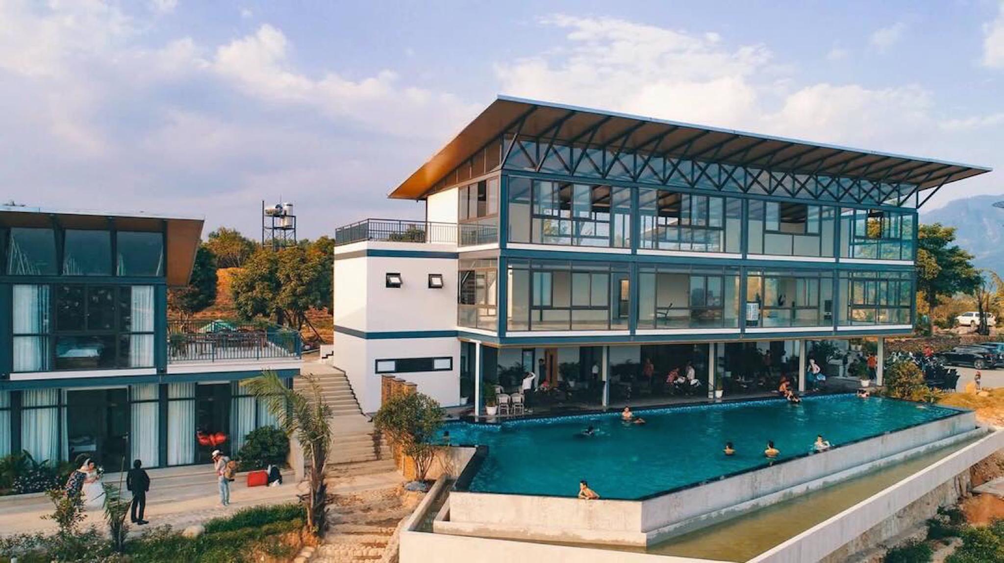 Dragonfly Hotel Nghia Lo