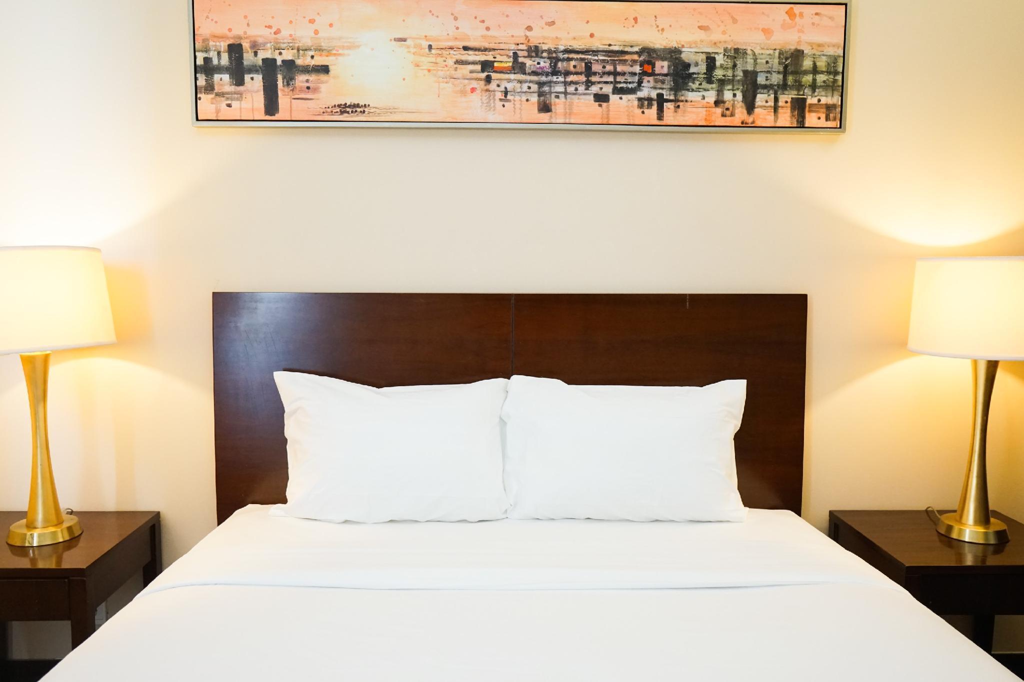 Nice 2BR @ Ancol Marina Apartment By Travelio