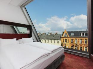柏林天鵝絨門飯店 柏林 - 套房