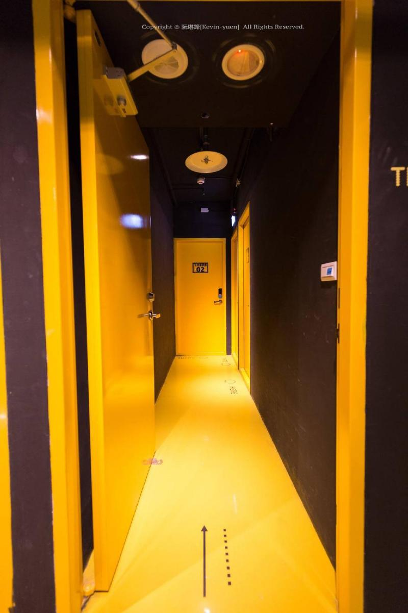A Small Corner In Ximending Guesthouse Ximen Corner Hostel Taipei Taiwan Overview Pricelinecom