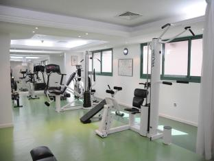 Pearl Residence Hotel Apartments Dubai - Fitness Room