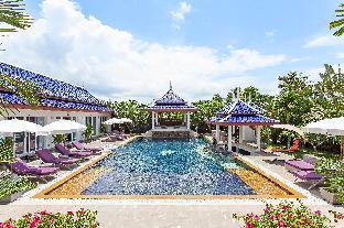⭐Aqua Vista Villa 5BR Sleeps 10 w/Pool วิลลา 5 ห้องนอน 5 ห้องน้ำส่วนตัว ขนาด 800 ตร.ม. – บางเทา