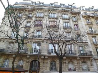 Apartment Avenue Secretan Paris