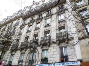 アパートメント ブルバード バルベス パリ