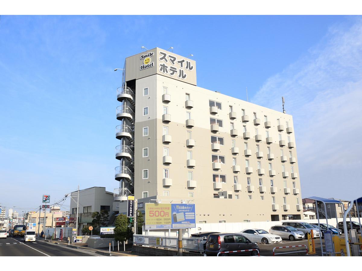โรงแรมสไมล์ ชิโอะงะมะ