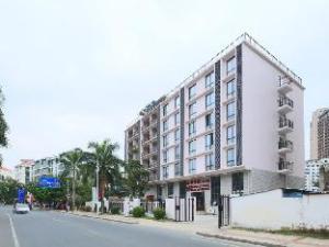 Sanya Ji Fu Rose Holiday Hotel