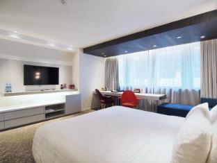 Nathan Hotel Hongkong - Külalistetuba