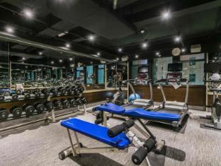Nathan Hotel Hong Kong - Fitness Room