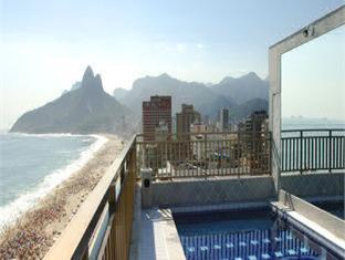 Plus Sol Ipanema Hotel Rio De Janeiro - Swimming Pool