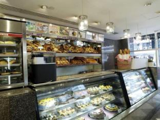 Metropark Hotel Kowloon Hong Kong - Cake Shop