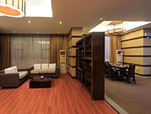 Cebu Parklane International Hotel Cebu City - Hotellet indefra