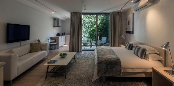Blue Views Studio Apartments Cape Town