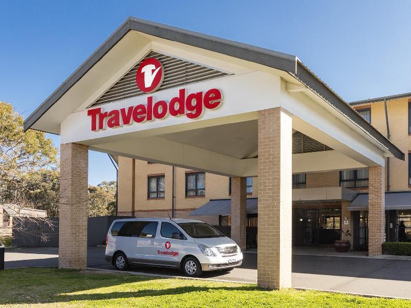 Travelodge Hotel Macquarie North Ryde Sydney