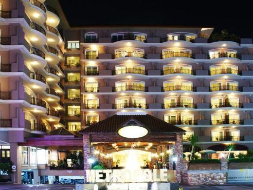 LK Metropole Hotel