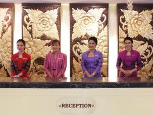 Maninarakorn Hotel Chiang Mai - Reception