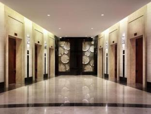 Royal View Hotel Hongkong - Hotellet indefra