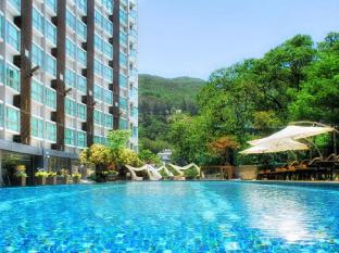 Royal View Hotel Hongkong - Basen