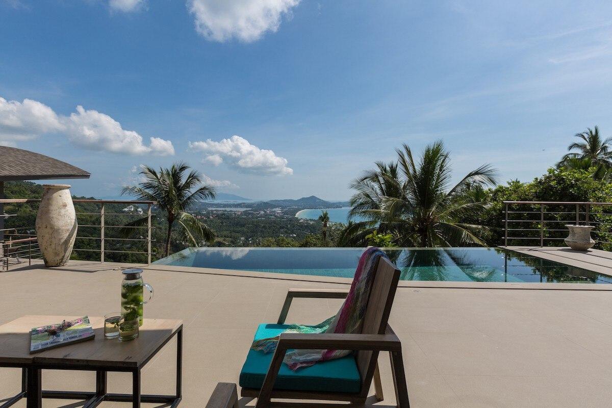 Villa Lipe @Common 2Br With Breathtaking Sea Views