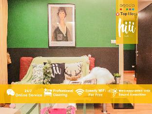 [スクンビット]アパートメント(60m2)| 1ベッドルーム/1バスルーム [hiii]Drawing Dream@60m2/BTS Thong Lo/MRT-BKK161