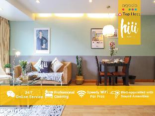 [スクンビット]アパートメント(60m2)| 1ベッドルーム/1バスルーム [hiii] Eustoma/60m2/Walk To BTS ThongLo/MRT-BKK166