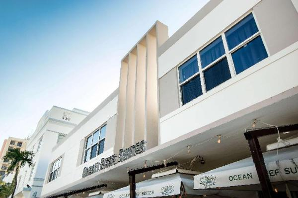 Ocean Reef Suites Miami Beach