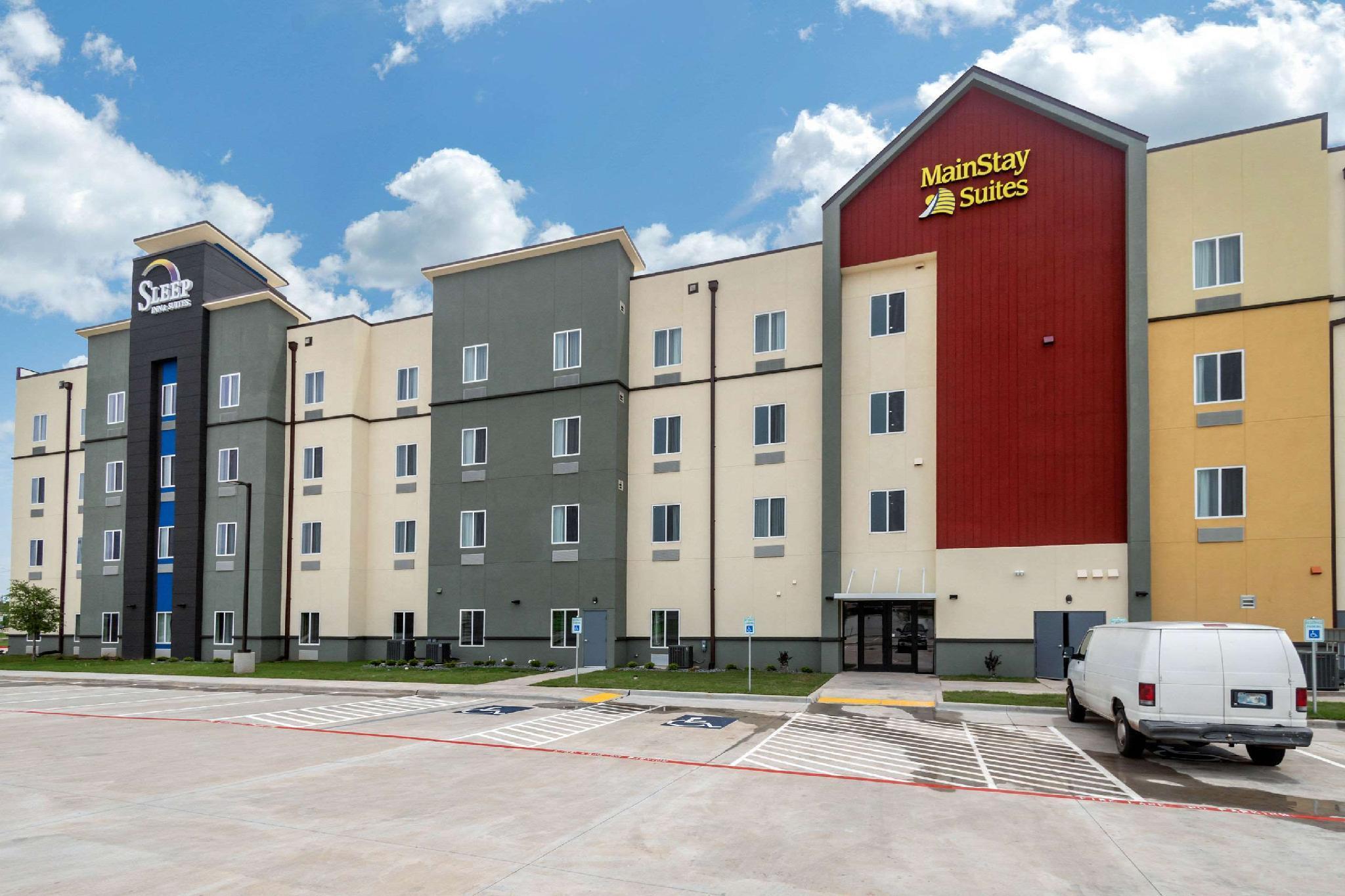 MainStay Suites Bricktown   Near Medical Center