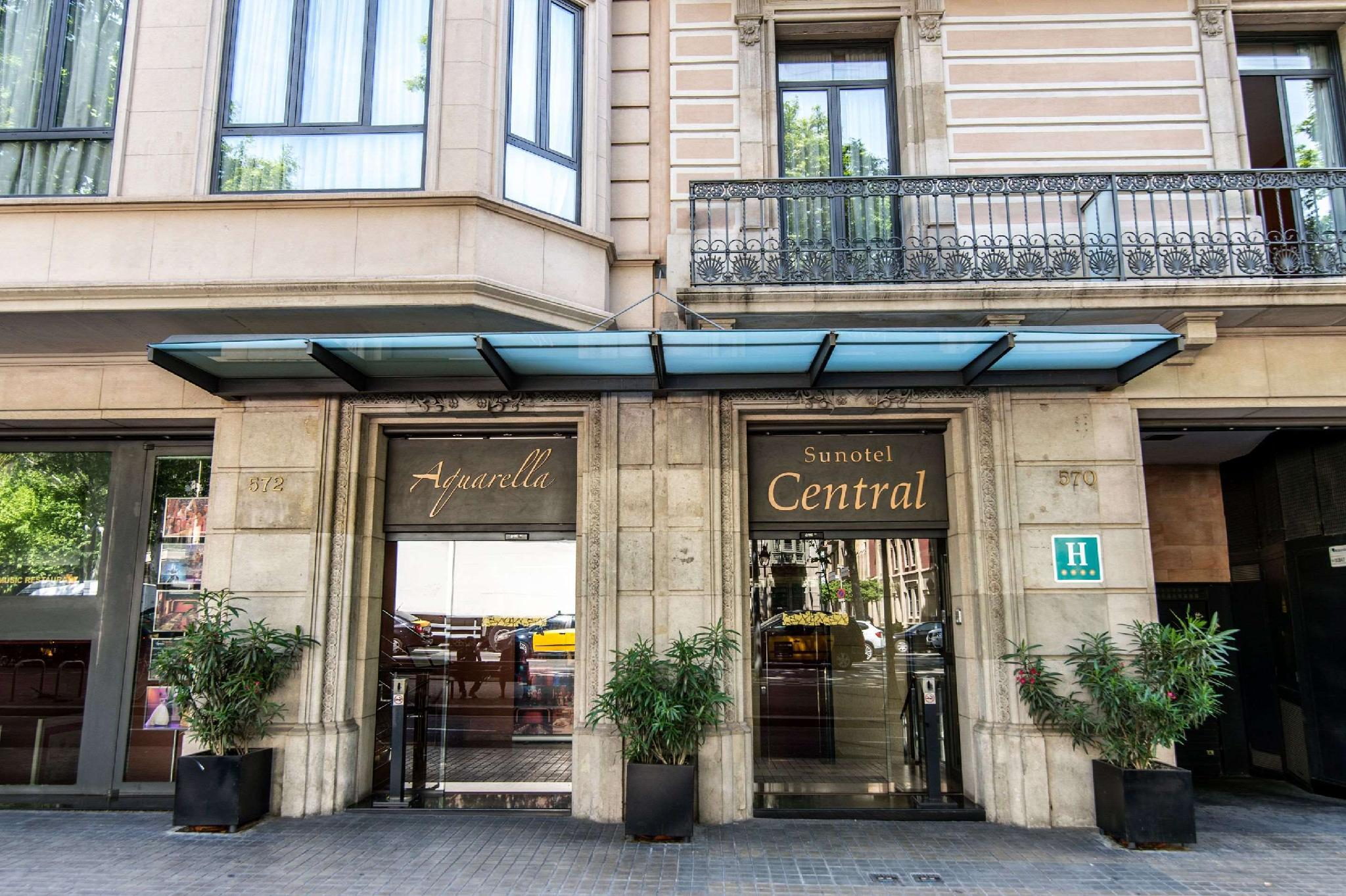 Sunotel Central Hotel