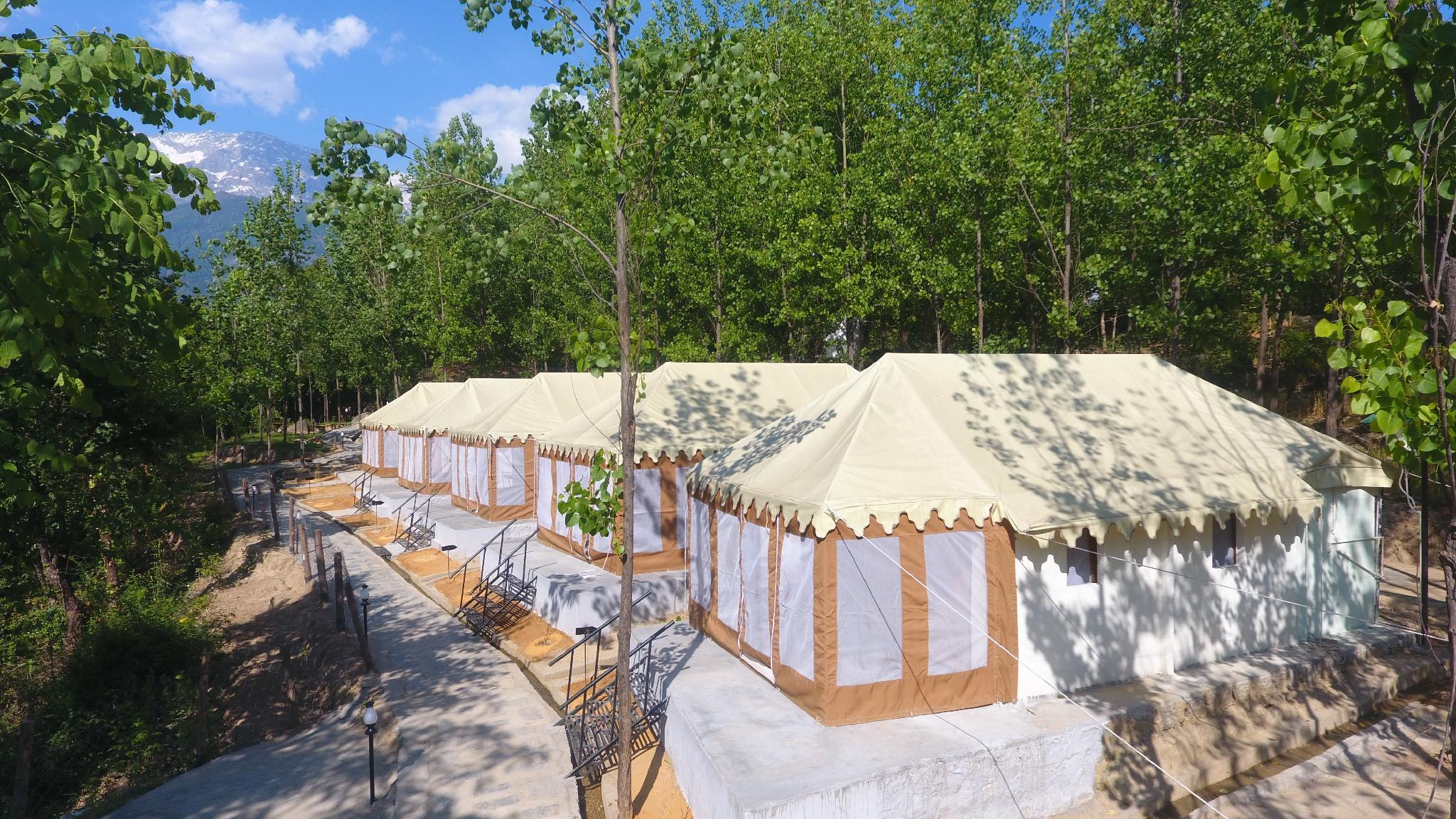 Dev Bhoomi Farms   A Luxury Farmstay Resort