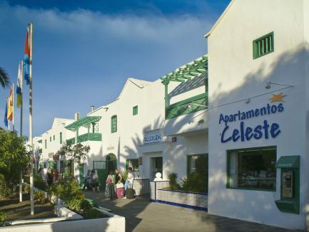 Apartamentos Celeste