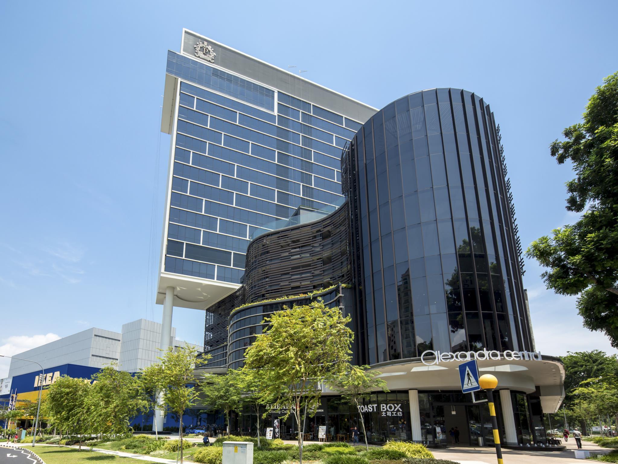 Park Hotel Alexandra (SG Clean Certified)