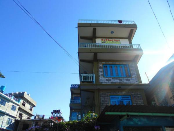R & R Guest House - Pokhara, Nepal - Great discounted rates!